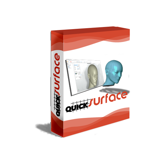 quicksurface freeform